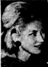 Rene Carpenter, femme de l'astronaute Scott